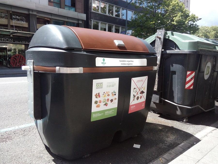 Bizkaia amplía la recogida y compostaje de residuos orgánicos a los restos de carne y pescado