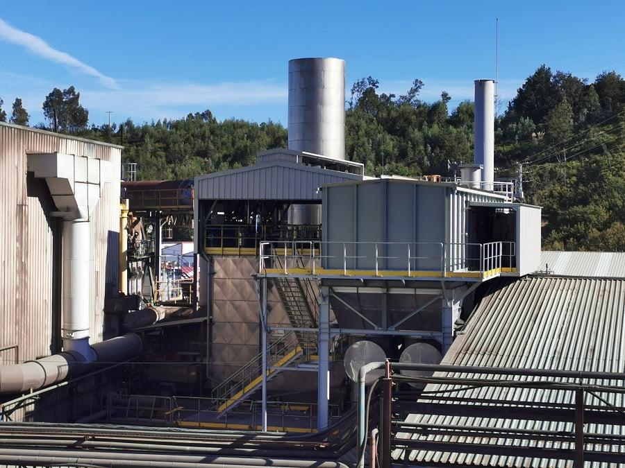 Metallo Spain reduce sus emisiones en un 90% con la instalación de un RTO
