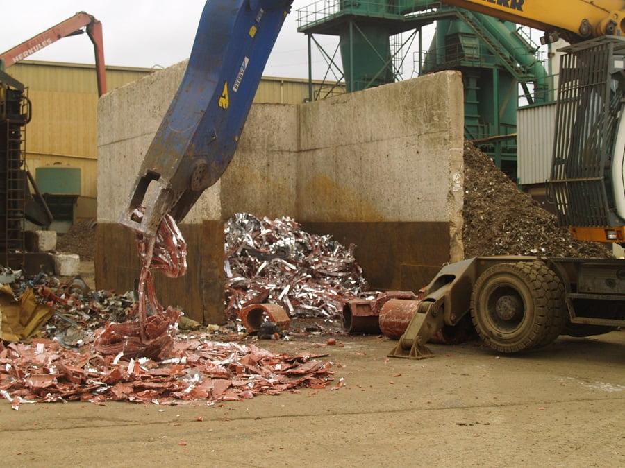 Disminuye el volumen de residuos reciclados en 2020