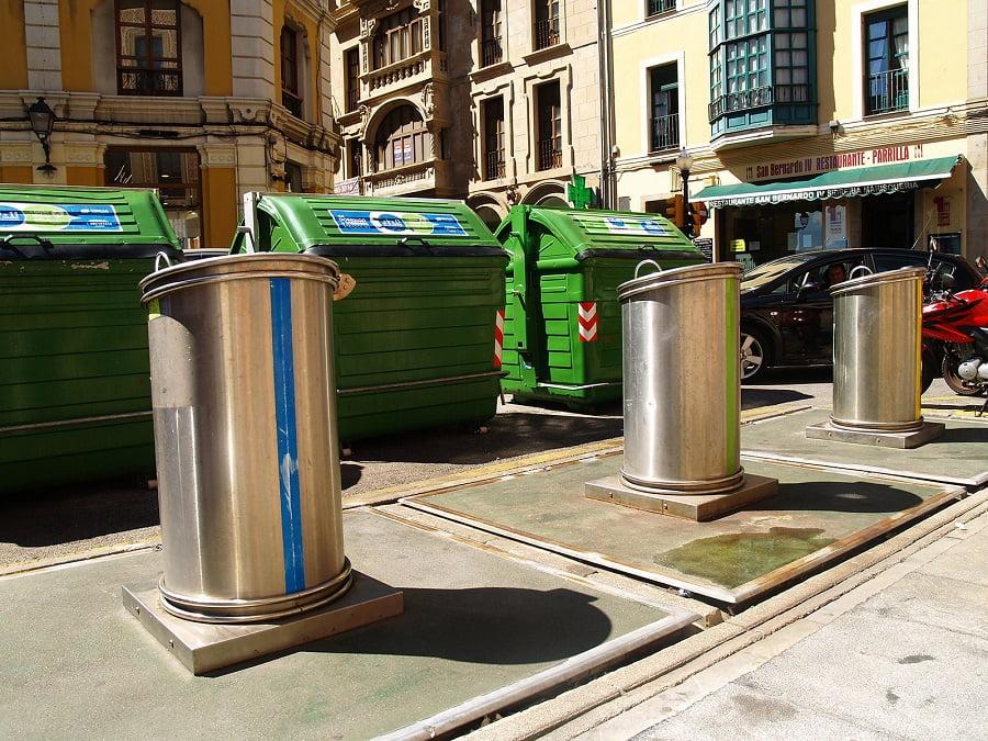 Analizan el impacto ambiental de distintos modelos de recogida de residuos