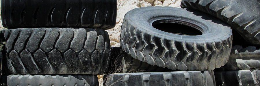 Michelin construye su primera planta de reciclaje integral de neumáticos