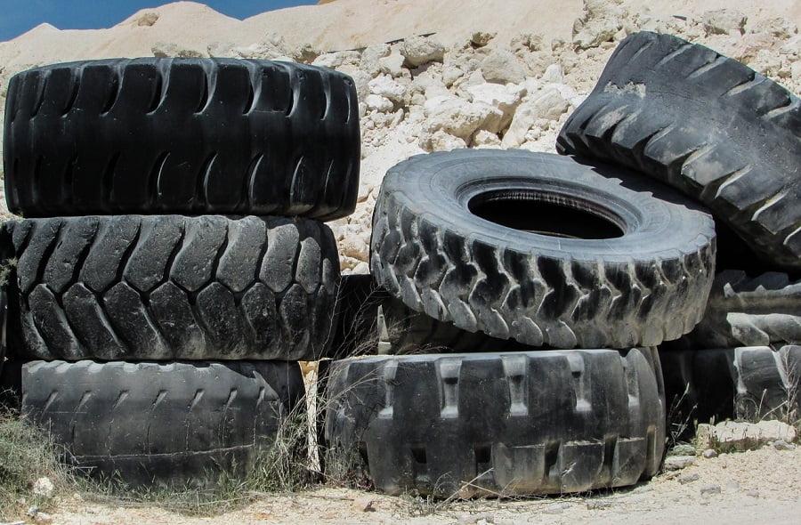 Michelin construye su primera planta de reciclaje de neumáticos integral