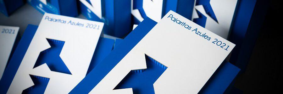 37 ayuntamientos españoles reciben las Pajaritas Azules a la excelencia en la recogida selectiva de papel y cartón
