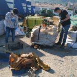 El proyecto RepescaPlas obtiene nuevos productos de valor mediante el reciclado químico de basuras marinas