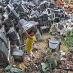 Los residuos electrónicos son la mayor amenaza para el planeta, según la Fundación Global del Reciclaje