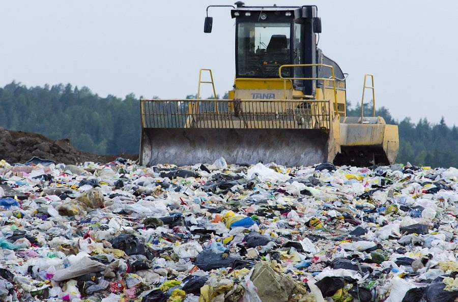 La gestión de residuos municipales emite 15 millones de toneladas de CO2 equivalente a la atmósfera