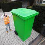 Casi la mitad de los españoles tiene problemas de espacio en casa para reciclar, según una encuesta