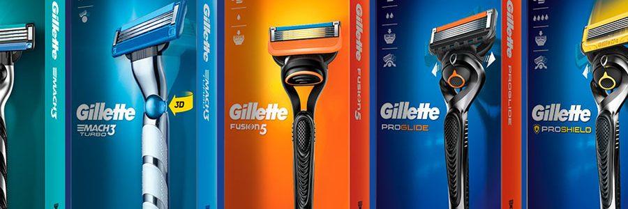 Gillette eliminará 50 toneladas anuales de plástico envasando sus maquinillas en cartón