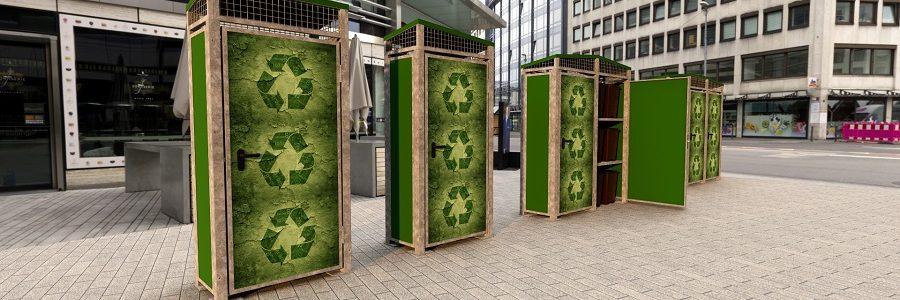 Nuevo catálogo de mobiliario urbano para optimizar la gestión de residuos
