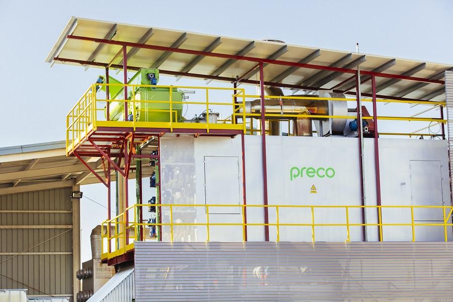 Preco y Neoliquid producirán biolíquidos a partir de residuos plásticos