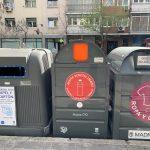 Madrid ya dispone de los primeros contenedores para aceite de cocina usado