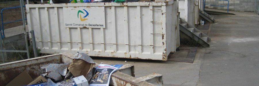 Aprobadas nuevas ayudas por valor de 11,4 millones para la gestión de residuos en Cataluña