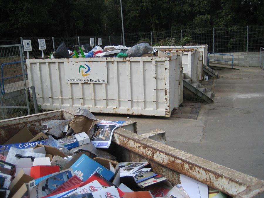 NUevas ayudas en Cataluña para la gestión de residuos