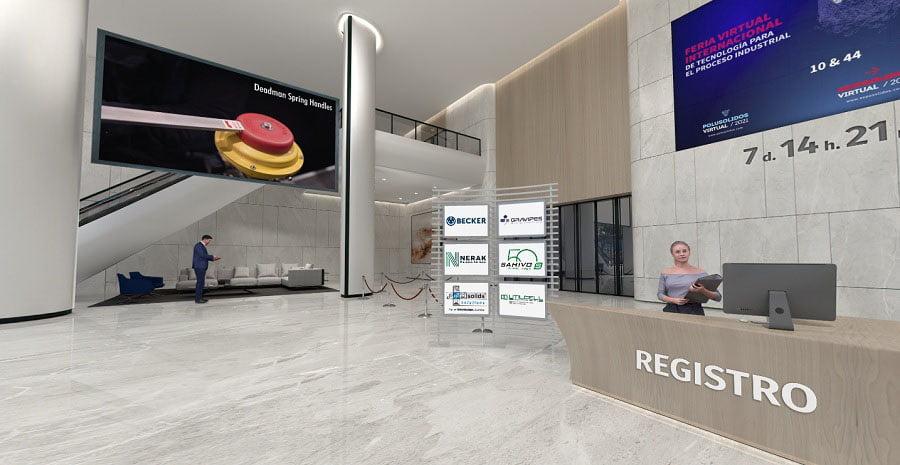 Feria Virtual de Tecnología para el Proceso Industrial