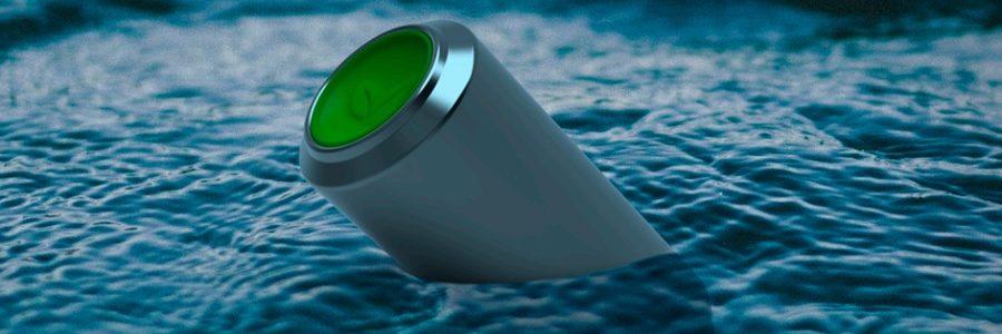 Gravity System, el innovador invento español para evitar que los envases se hundan en el mar