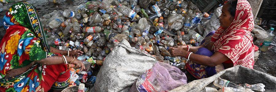 El reciclaje inclusivo puede crear más de 300 empleos por cada 10.000 toneladas de materiales reciclables