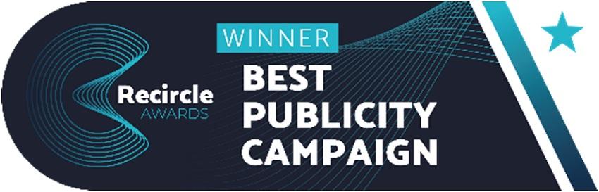 SIGNUS, premiado en los Recircle Awards