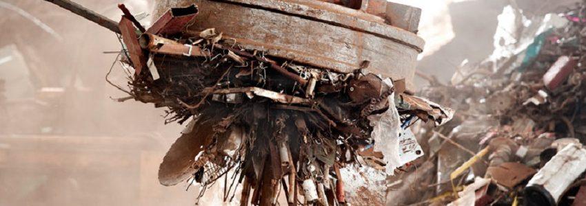 Desarticulada una red europea que obtuvo beneficios multimillonarios con la venta ilegal de residuos metálicos