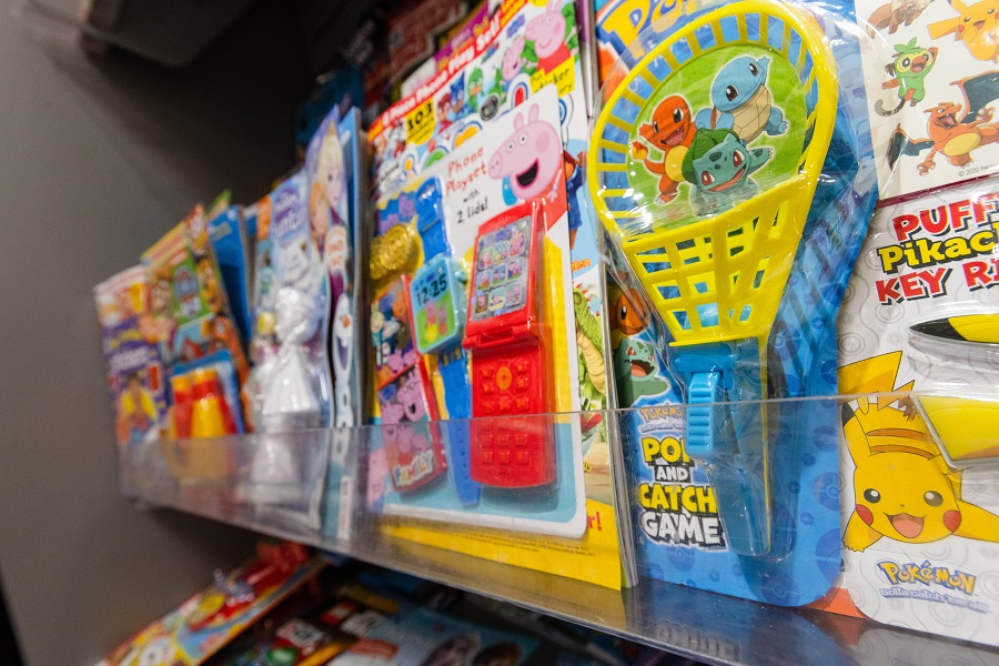 Waitrose elimina las revistas con juguetes desechables
