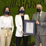 ABANCA obtiene el certificado Residuo Cero de AENOR para sus sedes de A Coruña y Madrid