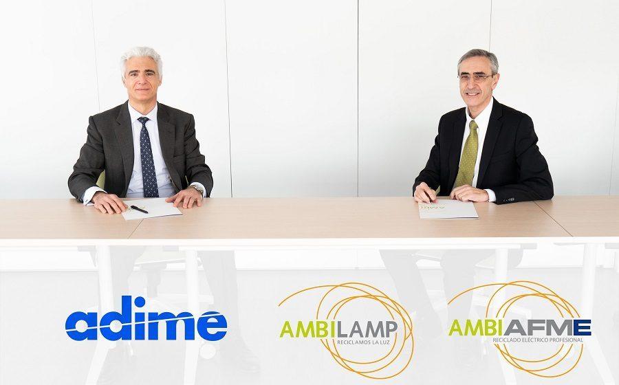 ADIME se incorpora a AMBIPLACE, el marketplace social de AMBILAMP-AMBIAFME