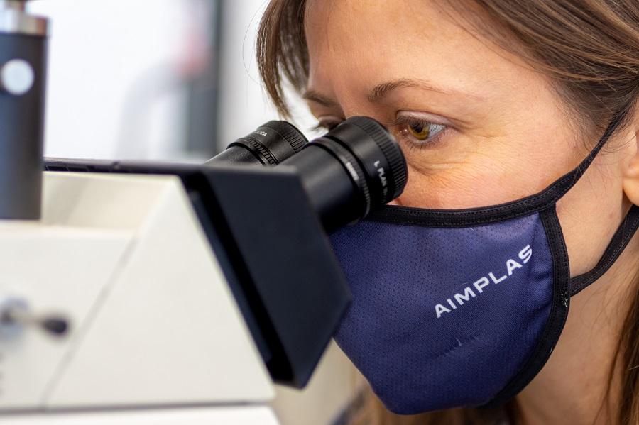 Aimplas trabaja en una metodología para el análisis de microplásticos en los procesos industriales