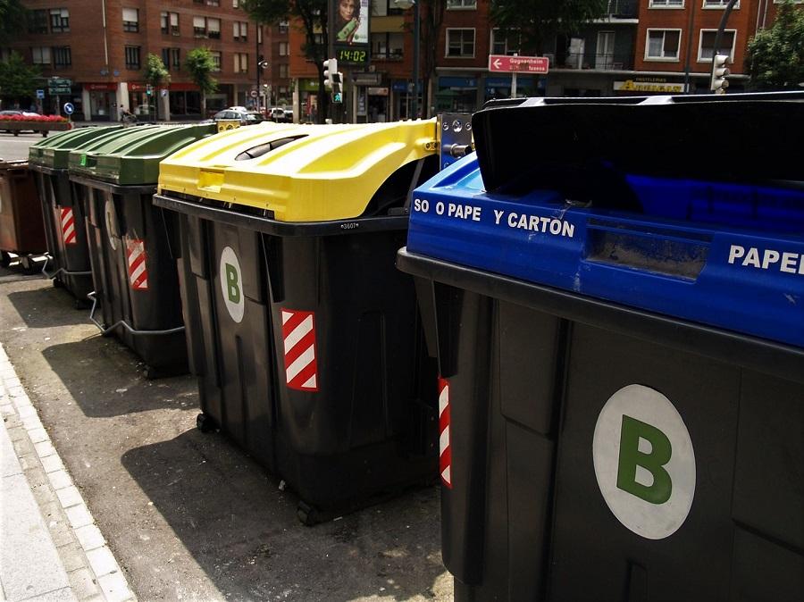 Se reduce la generación de residuos en Bizkaia por la pandemia