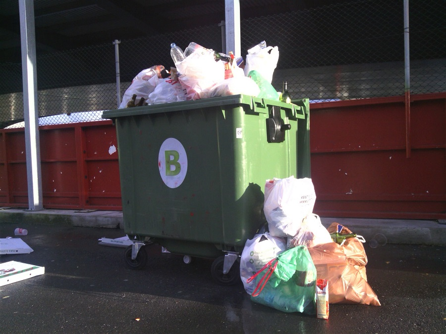 Greenpeace denuncia el coste público de la gestión de los residuos de envases