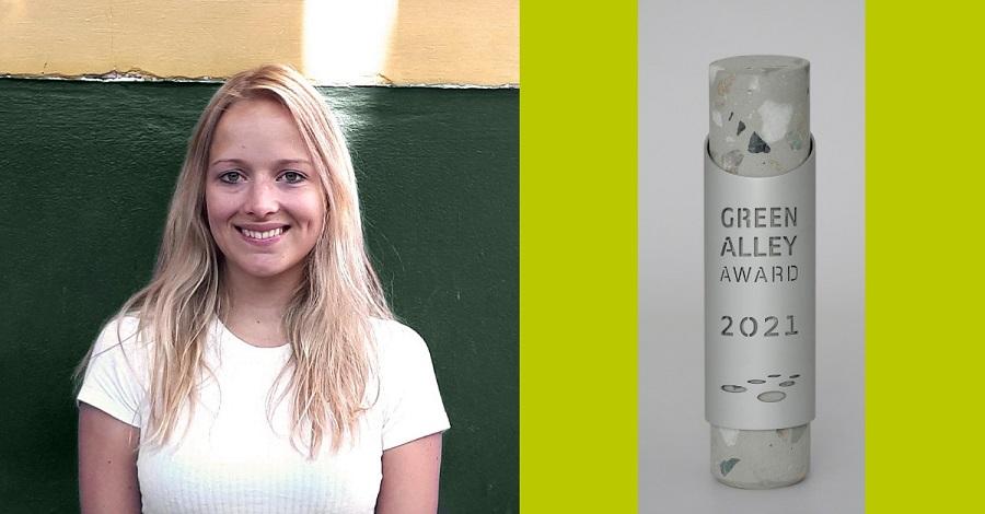 Traceless Materials gana el Green Alley Award 2021