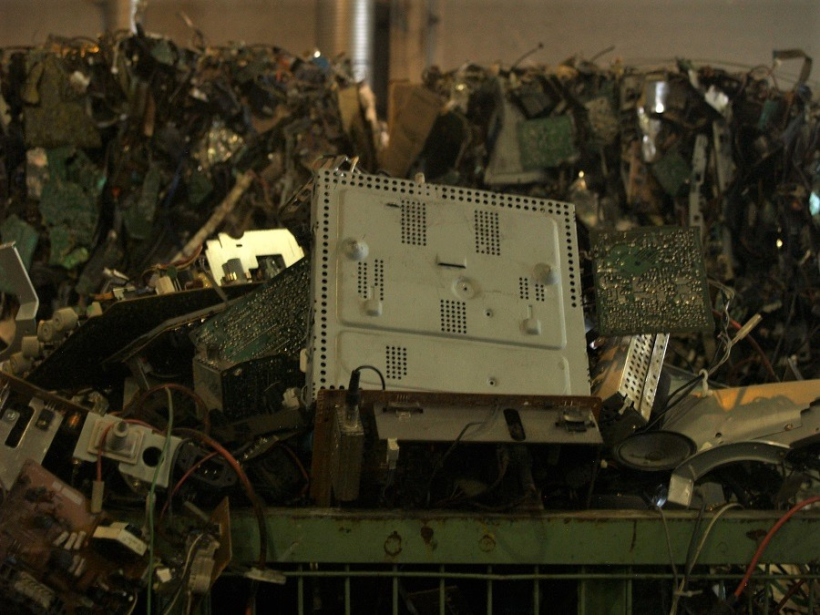Atlantic Cooper prevé construir una planta de reciclaje de residuos electrónicos