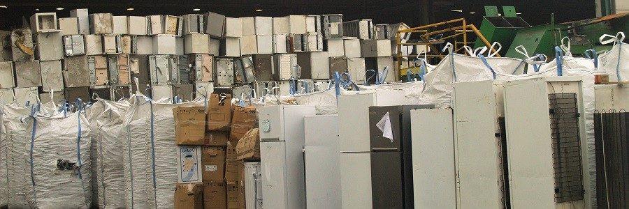 Andalucía prevé gestionar este año 100.000 toneladas de residuos electrónicos