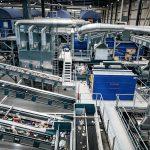 STADLER instala la nueva planta de tratamiento de residuos de Ibiza