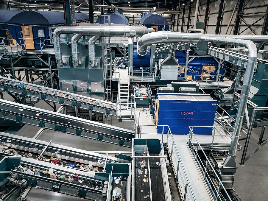 Nueva planta de tratamiento de residuos de STDLER en Ibiza