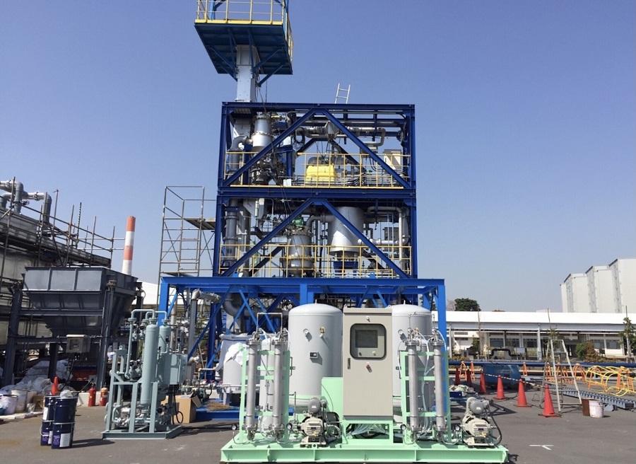 greenYng y Ways2H convertirán residuos en hidrógeno renovable