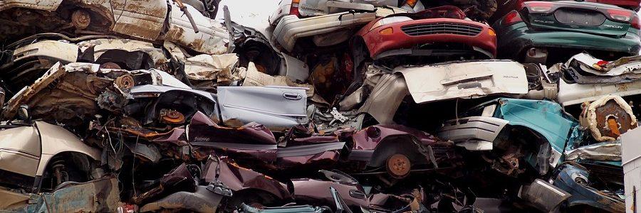 Aprobado el nuevo Real Decreto para la gestión de los residuos de vehículos al final de su vida útil