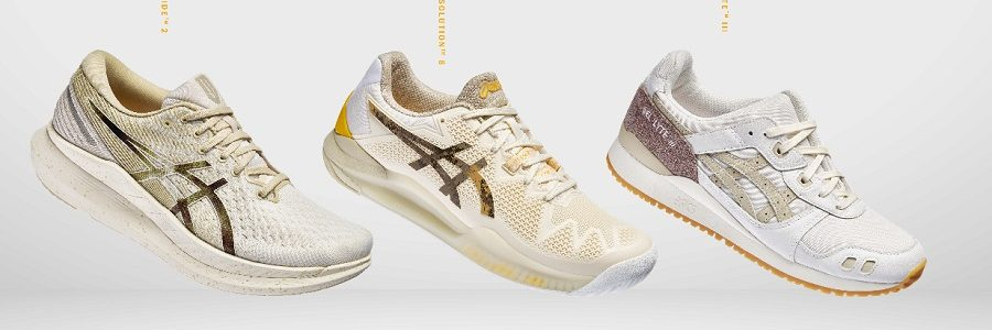 Asics convierte cinco toneladas de residuos reciclados en zapatillas deportivas