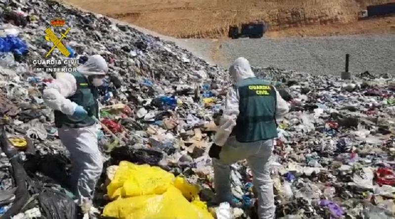 El SEPRONA investigó más de 3.900 delitos medioambientales en 2020
