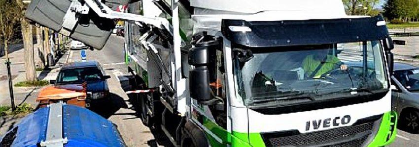 Vitoria adjudica la limpieza y recogida de residuos por 103 millones de euros
