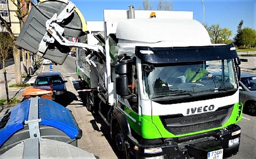 Vitoria-gasteiz adjudica la limpieza y recogida de residuos urbanos
