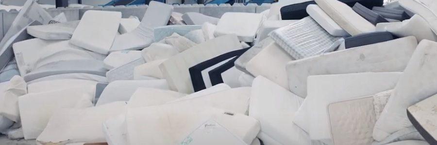 H&S y RetourMatras colaborarán en el reciclaje químico de colchones