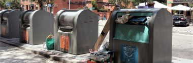 El 70% de los residuos municipales generados en la Comunidad de Madrid aún se recogen mezclados