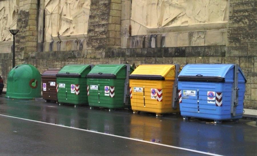 Gipuzkoa ya recicla el 55% de sus residuos