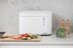 Dispositivo de compostaje doméstico Tero