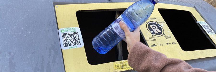 Santiago de Compostela, primera ciudad de Galicia en disponer del sistema de reciclaje incentivado RECICLOS