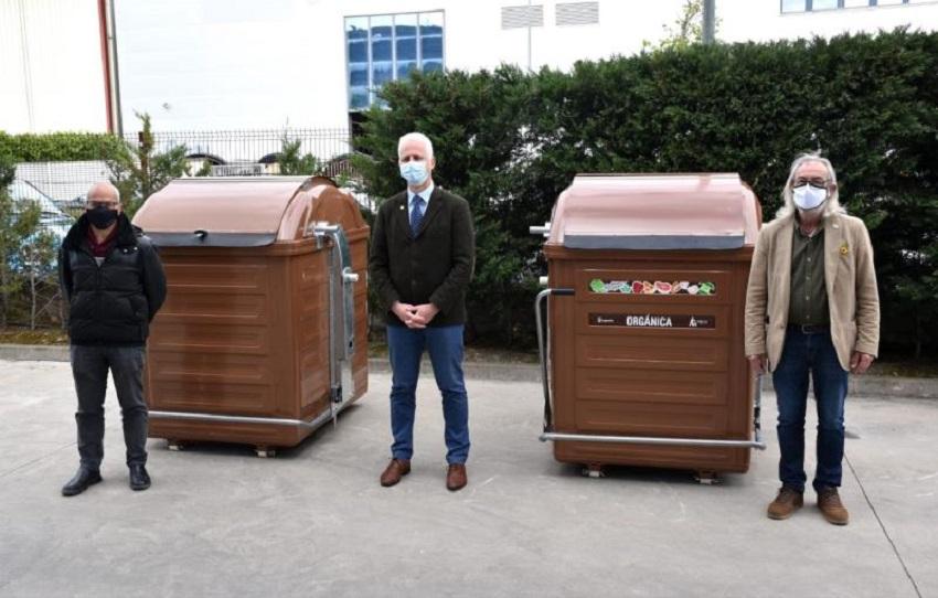 Logroño inicia la recogida selectiva de residuos orgánicos