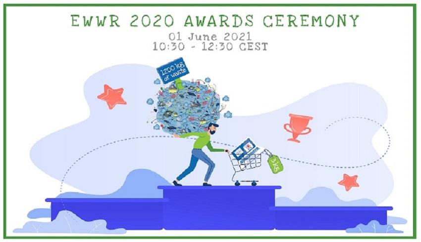Finalistas de los premios europeos de prevención de residuos