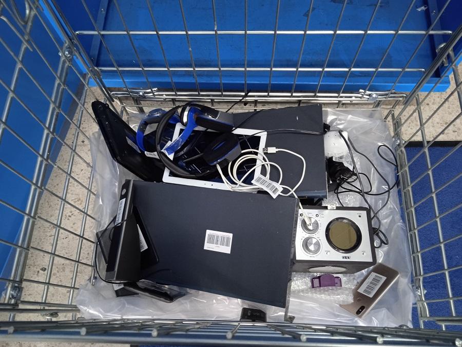 Un sistema de recompensas para favorecer la reutilización de aparatos electrónicos