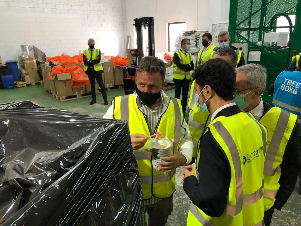 Cataluña anuncia ayudas por 63 millones para la gestión de residuos