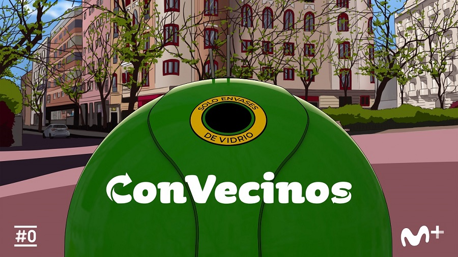 ConVecinoa, la nueva serie de Ecovidrio