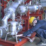 Desarrollan una planta de reciclaje químico modular y transportable